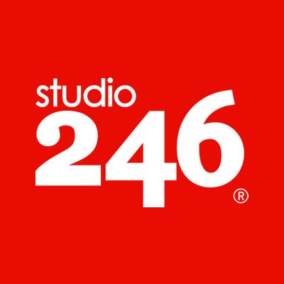 音楽スタジオ Studio246ロゴ